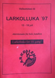 Programblad 1997