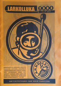 Programblad 2003