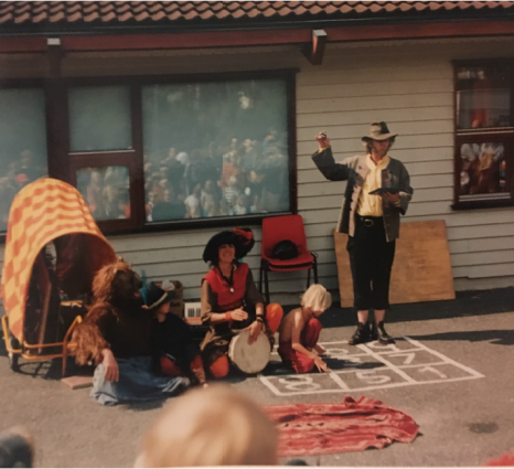 1993 Barnas dag karneval 2