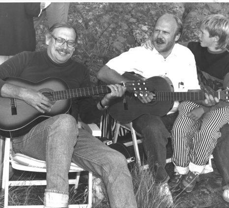 1989 Dag og Ulf Hallan, larkolluka i 1989 B Sjholden