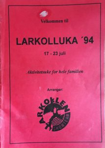 Programblad 1994