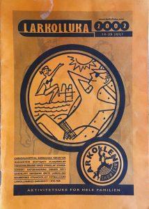 Programblad 2002