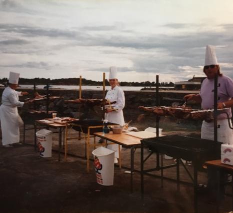 1991 Helgrillet lam