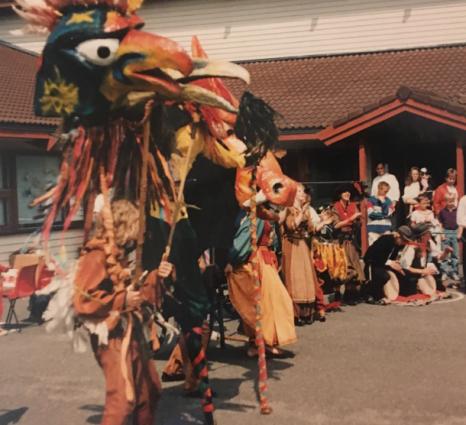 1993 Barnas dag karneval 3