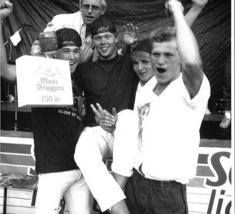 1989 Ølstafett, larkolluka 1989 Terje Holm