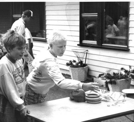 1989 Barnas dag, larkolluka 1989 B. schjolden